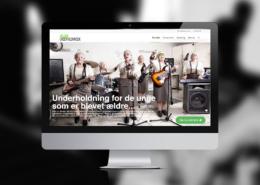 Ny hjemmeside fra ældreunderholdning.dk
