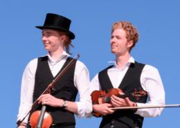 Valdemar og Villads Violin